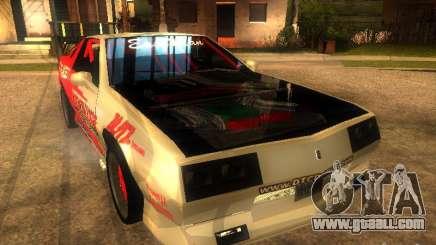 Buffalo DTM v2 for GTA San Andreas
