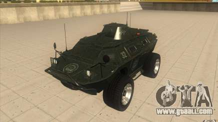 APCS of the GTA 4 TBOGT Original With Texture for GTA San Andreas
