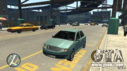 Skoda Fabia for GTA 4