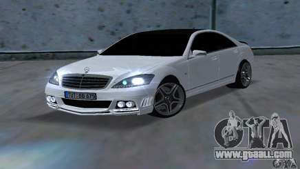 Mercedes-Benz S65 AMG Edition for GTA San Andreas