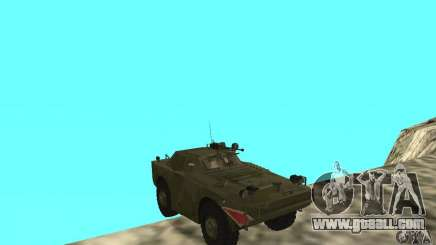 BRDM-1 Skin 4 for GTA San Andreas