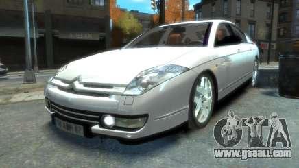 Citroen C6 for GTA 4