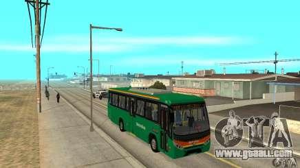 MetroBus of Venezuela for GTA San Andreas