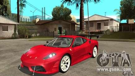 Ferrari F430 Scuderia 2007 FM3 for GTA San Andreas