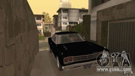 Plymouth Roadrunner 383 for GTA San Andreas