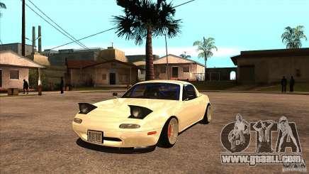 Mazda Miata JDM for GTA San Andreas