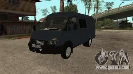 Gazelle 2705 Business for GTA San Andreas