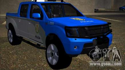 Nissan Frontier PMERJ for GTA San Andreas