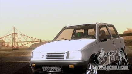 VAZ 1111 Oka Sedan for GTA San Andreas
