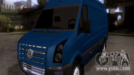 Volkswagen Crafter XL for GTA San Andreas