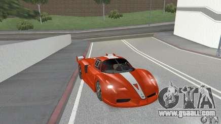Ferrari FXX for GTA San Andreas