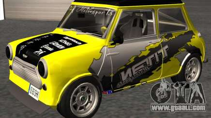Mini Cooper S Titan Motorsports for GTA San Andreas