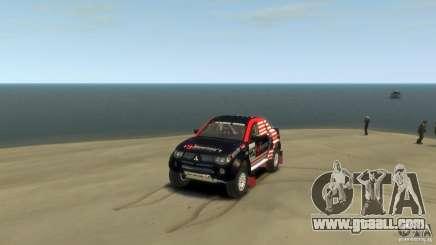 Mitsubishi L200 Rally for GTA 4