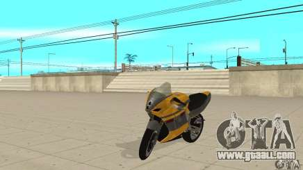 GTAIV NRG900 RR for GTA San Andreas