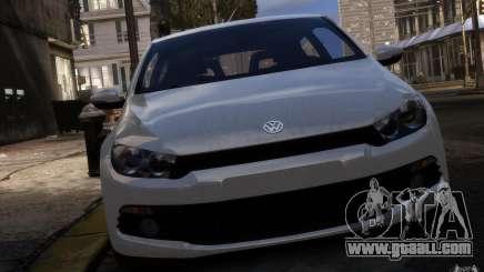Volkswagen Scirocco Mk.III 2008 for GTA 4