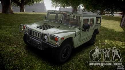 Hummer H1 Original for GTA 4