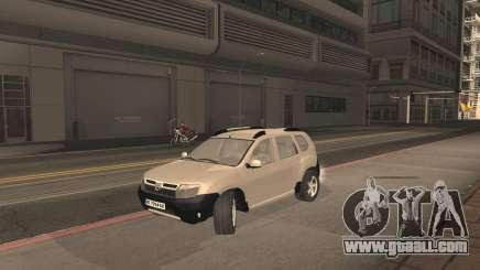 Dacia Duster for GTA San Andreas