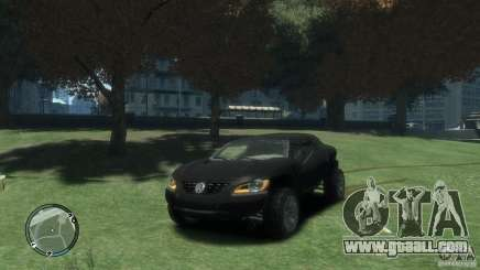 Volkswagen Concept for GTA 4