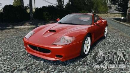 Ferrari 575M Superamerica [EPM] for GTA 4