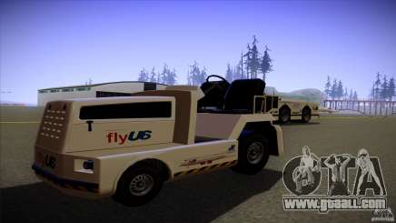 Air Tug from GTA IV for GTA San Andreas