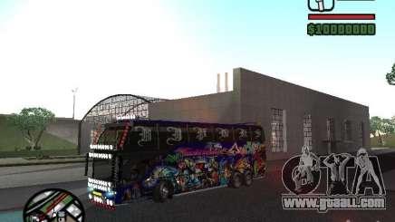 Neoplan for GTA San Andreas