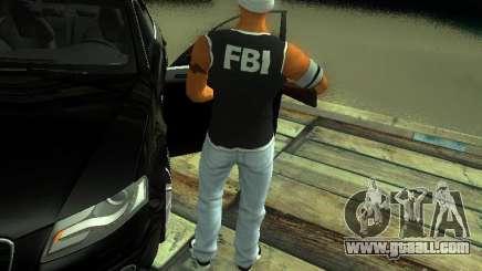 Boy in FBI 2 for GTA San Andreas