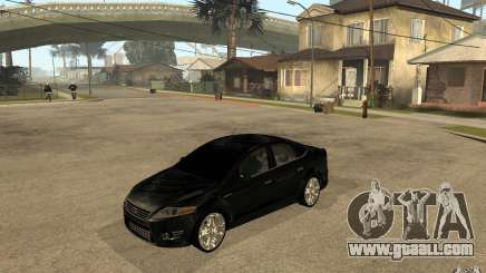 Ford Mondeo 2009 for GTA San Andreas