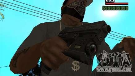 Glock new version for GTA San Andreas