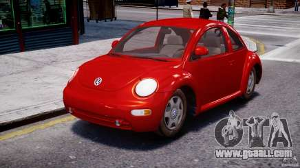 Volkswagen New Beetle 2003 for GTA 4