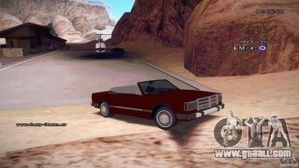 Feltzer HD for GTA San Andreas