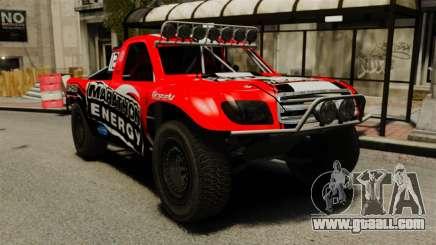 Toyota Tundra Karin Sahara v3.0 for GTA 4
