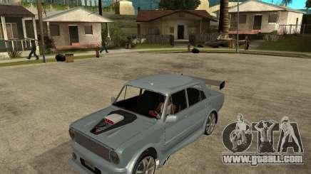 VAZ 2101 CAR TUNING by ANRI for GTA San Andreas