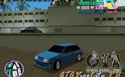 VAZ Lada 2108 Samara for GTA Vice City