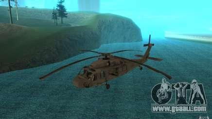 UH-80 for GTA San Andreas