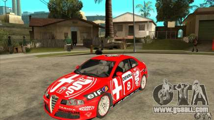 Alfa Romeo GT for GTA San Andreas