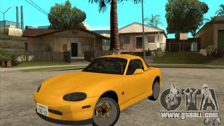 Mazda MX-5 JDM Coupe for GTA San Andreas