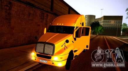 KenWorth T2000 v 2.8 for GTA San Andreas