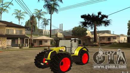 CLAAS Axion 850 for GTA San Andreas