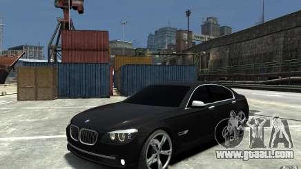BMW 750 LI F01 v1.3 for GTA 4