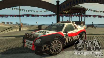 Ford RS200 Evolution Rallycross for GTA 4