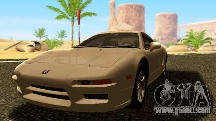 Honda NSX Custom for GTA San Andreas