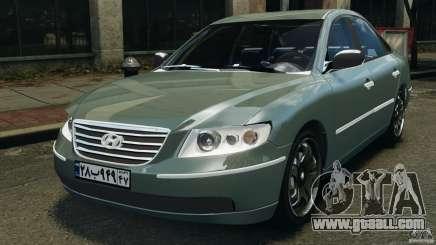 Hyundai Azera for GTA 4