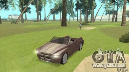 Dodge Sidewinder Concept 1997 for GTA San Andreas