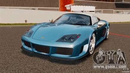 Noble M600 Bicolore 2010 for GTA 4