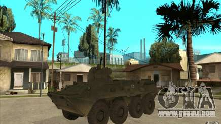 APCS of COD MW2 for GTA San Andreas
