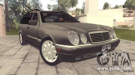 Mercedes-Benz E320 Funeral Hearse for GTA San Andreas