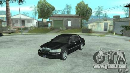 Lincoln Town Car 2002 for GTA San Andreas