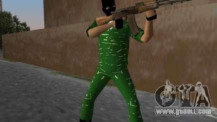 AK-74 for GTA Vice City