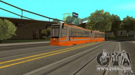 Tramcar 71-623 for GTA San Andreas