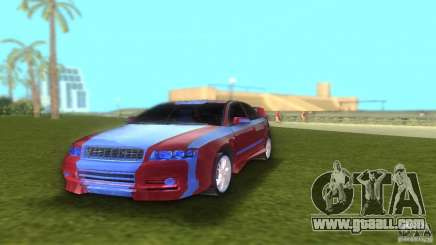 Audi A4 STREET RACING EDITION for GTA Vice City